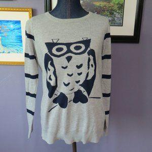POL Owl Sweater
